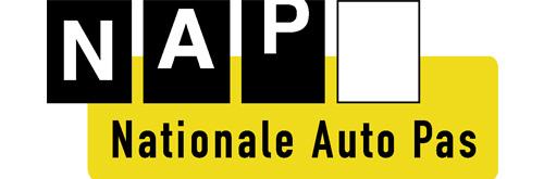 Nationale autopas logo